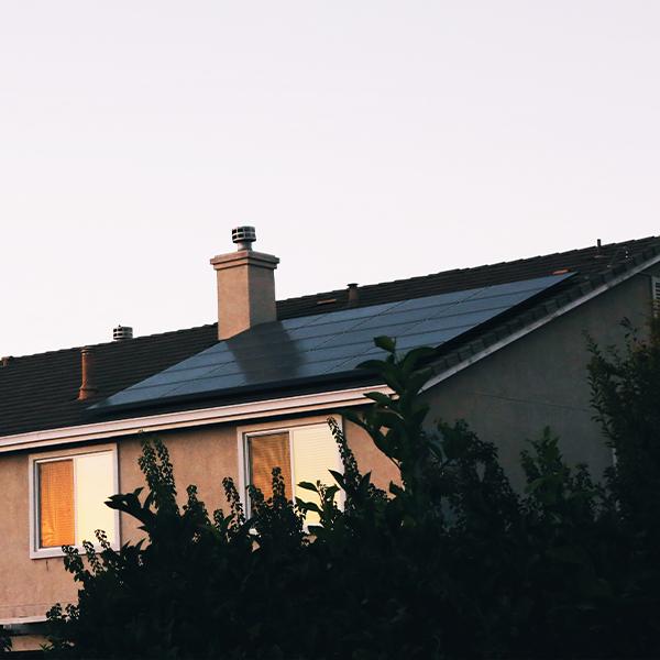 Solar Panel Roofing
